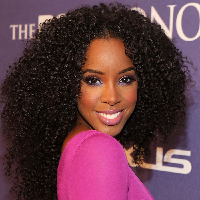 Kelly Rowland\'s Best Makeup and Hairstyles Through the Years | Shape ...