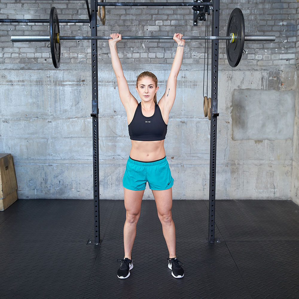 foto Three barbell exercises you must try