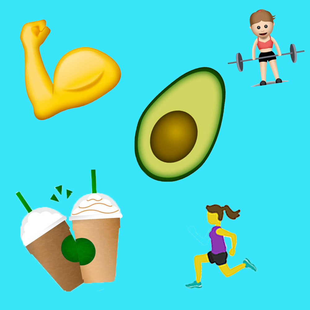 New Fitness Emoji Keyboards Shape Magazine