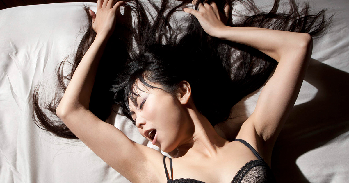 Achieving orgasm during sex