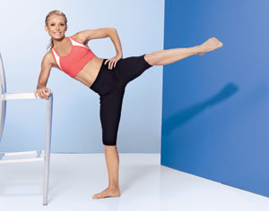 Kelly Ripa workout routines: get the in-shape body that ...