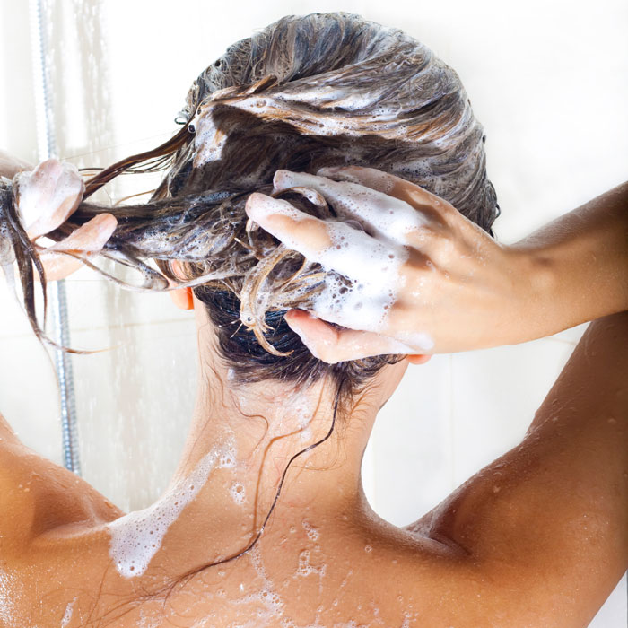8 Ways You May Be Washing Your Hair Wrong Shape Magazine