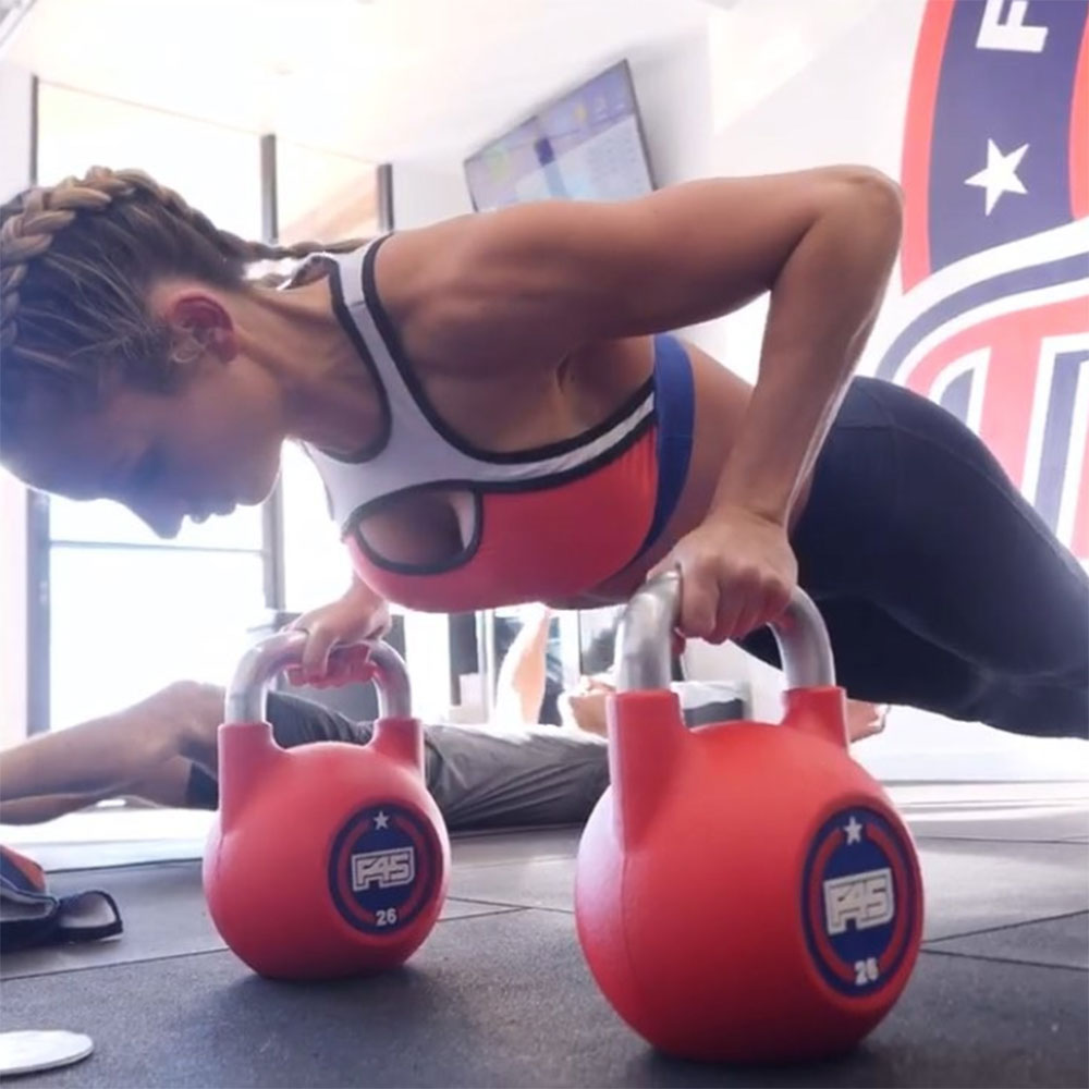 Hiit Shape Magazine You Guys Were Loving That Workout Circuit I Posted Yesterday Heres The F45 Training Can Do In Any Gym