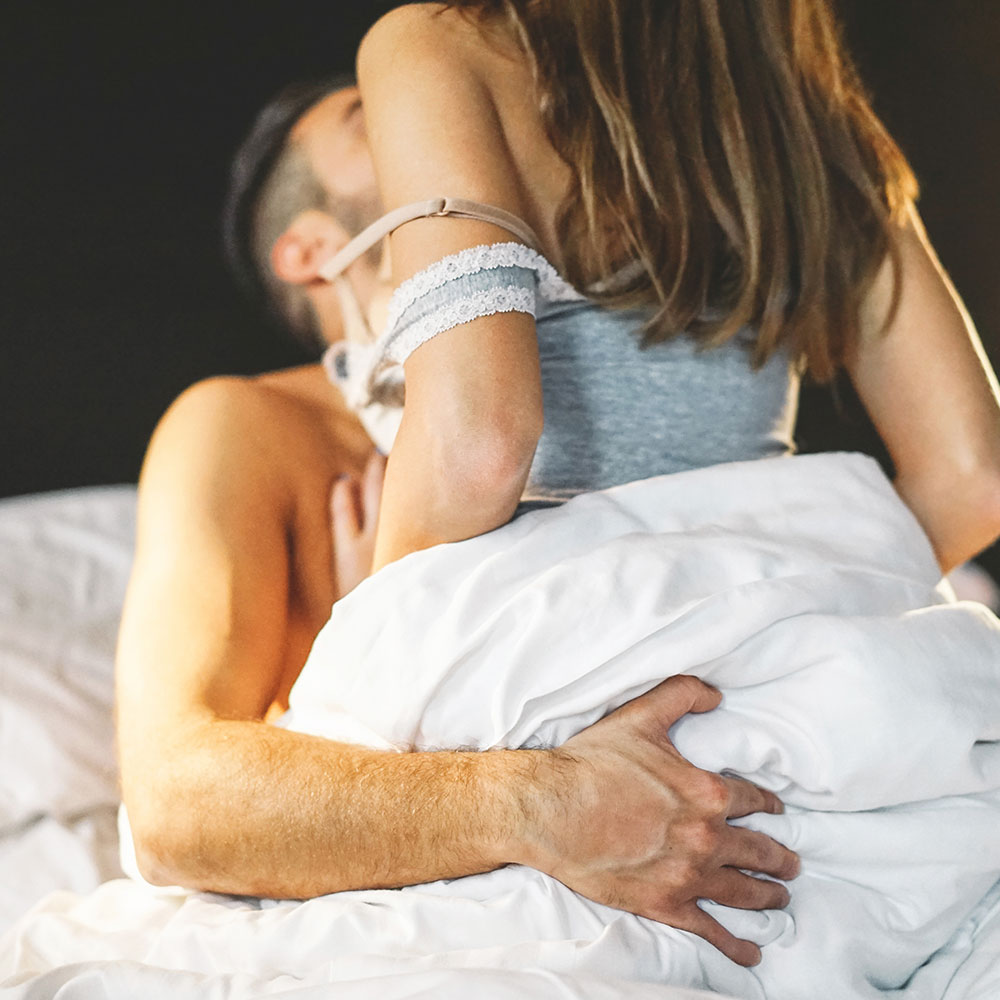 The 7 Best Sex Positions for When You Have Your Period