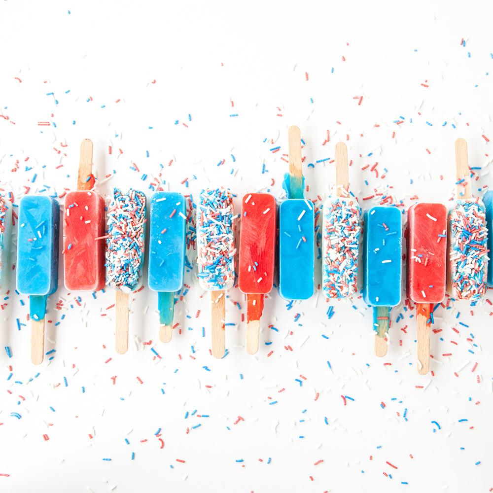 Red, White, and Blue Recipes for a Perfect 4th of July Party Menu ...