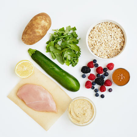The 30 Day Shape Up Your Plate Challenge For Easy Healthy Meal