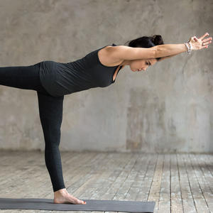 How To Do Warrior III Pose In Yoga Without Tipping Over