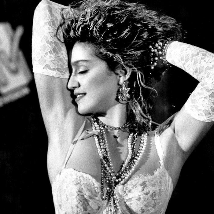 The Best Madonna Concert Looks Of All Time Shape Magazine