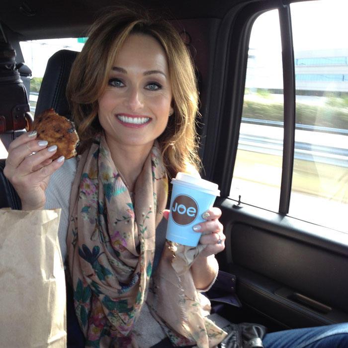 Giada de Laurentiis Photos: See What She Eats on the Road ...