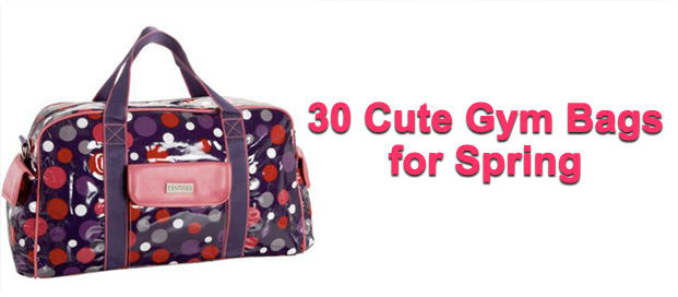 30 Gym Bags With Style