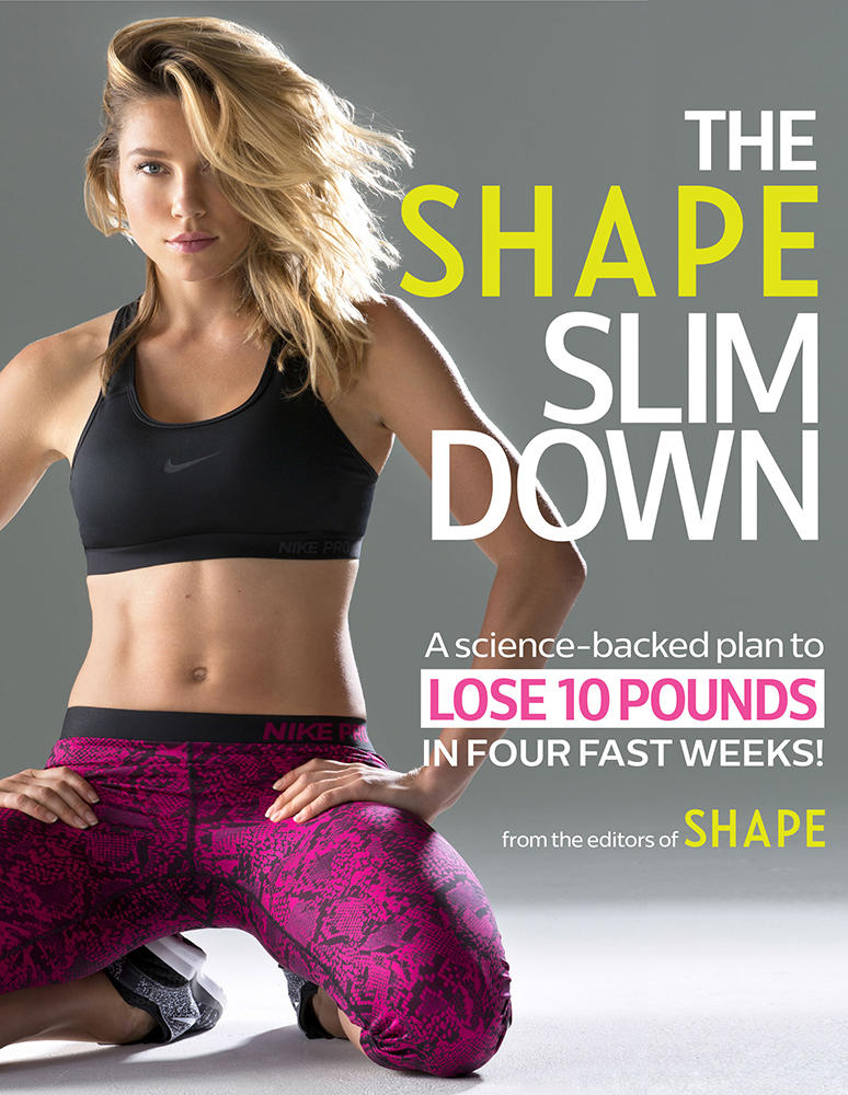 The Shape Slim Down A Science Backed Plan With Daily