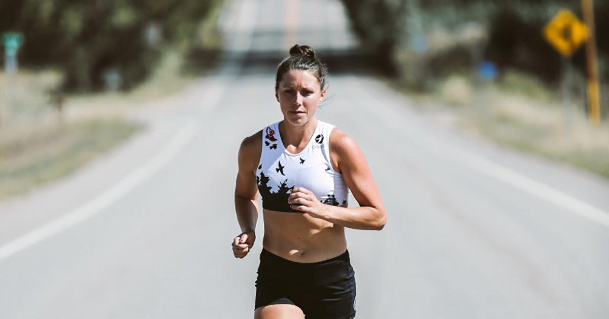 8fcab00163 Marathoner Allie Kieffer Doesn t Need to Lose Weight to Be Fast ...
