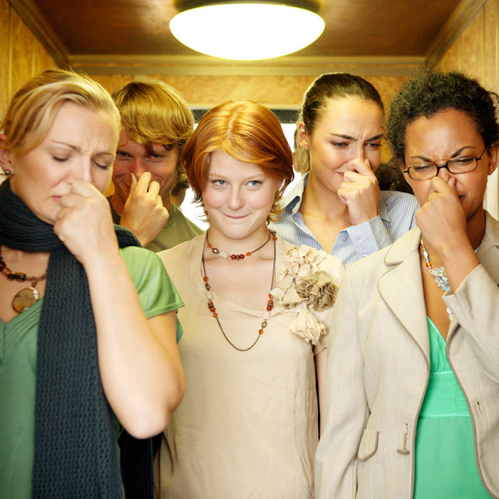 Surprising sources of body odor shape magazine for What do publicists do