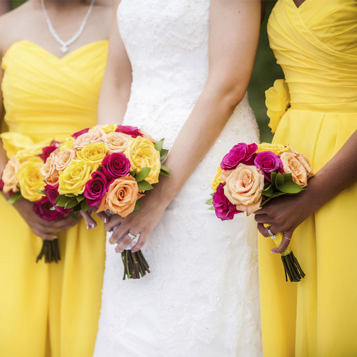Celebrity Wedding Etiquette: Wedding Etiquette For Bridesmaids