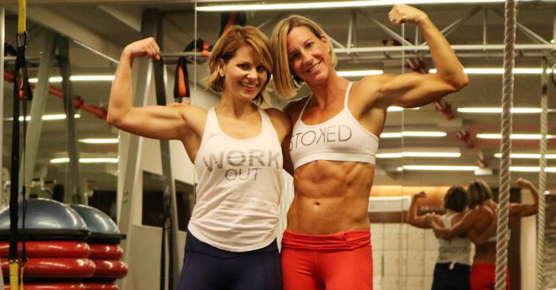 Candace Cameron Bure and Kira Stokes Are the Ultimate ...