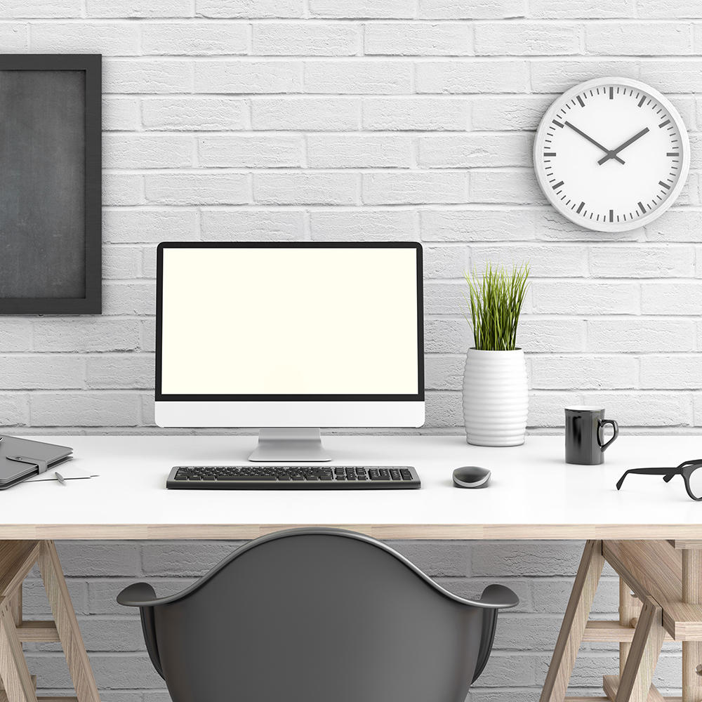 Tips To Declutter Your Desk And Work Space  Shape Magazine. Parsons End Table. Desk Flip Meme. Best Ping Pong Tables. Lap Desk Tray. Target Help Desk Phone Number. Desk Vanity Combo. How To Make An End Table. Teacher Desk Supplies