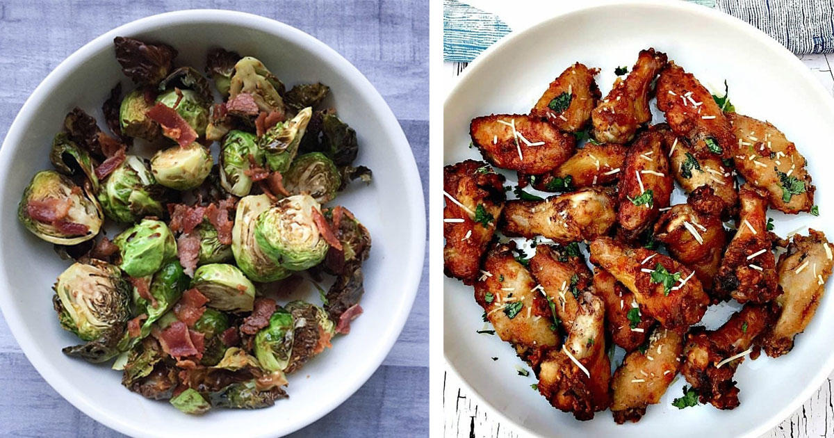 Healthy Air Fryer Recipes That Taste Just Like The Real Thing