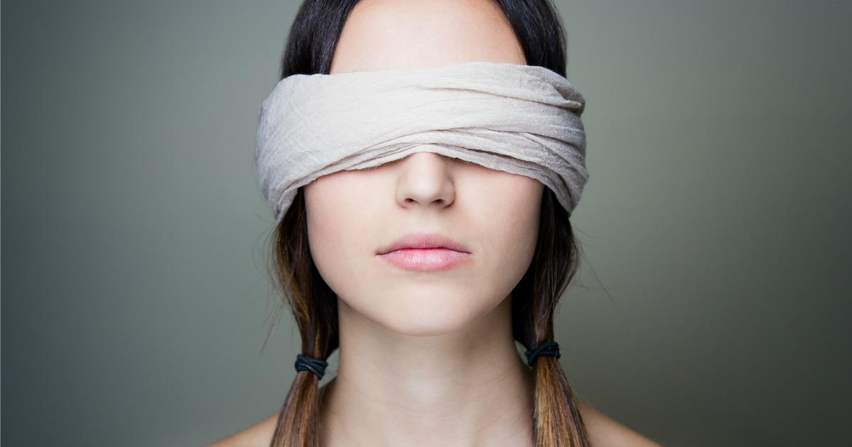 Image result for blindfold