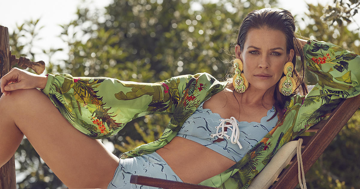 Evangeline Lilly Shares Her Unique Outlook On Fitness and ...