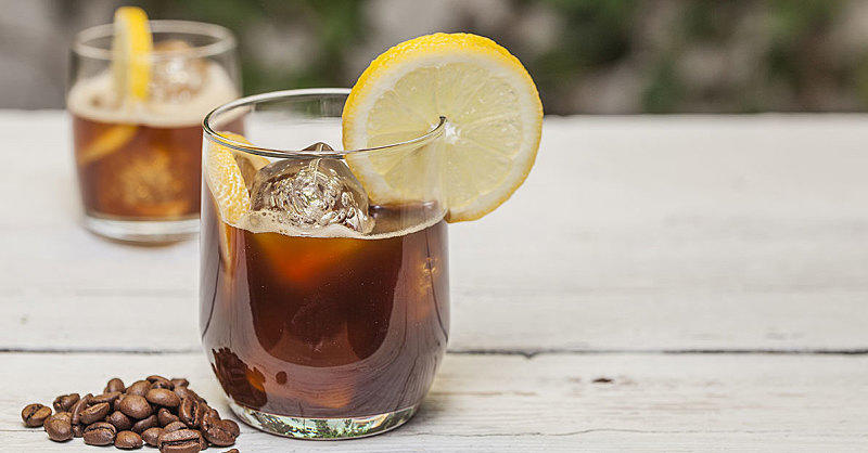 Coffee Recipes: Iced Coffee Lemonade | Shape Magazine