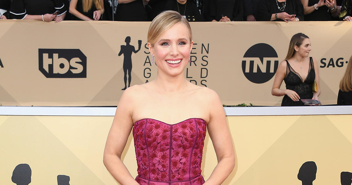 Kristen Bell Says There's No Shame In Anxiety & Depression ...