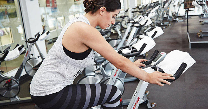 7 Ways to Build a Better Butt In Spin Class | Shape Magazine