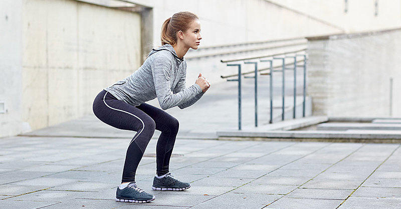 4 Minute Tabata Workout For Your Butt Shape Magazine