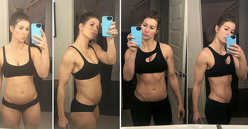 How the Keto Diet Transformed Jen Widerstrom's Body ...