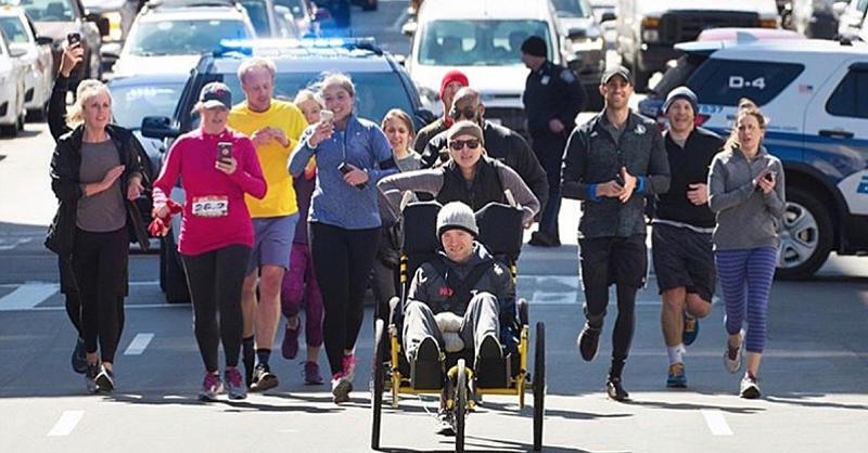 Marathon Help Daily