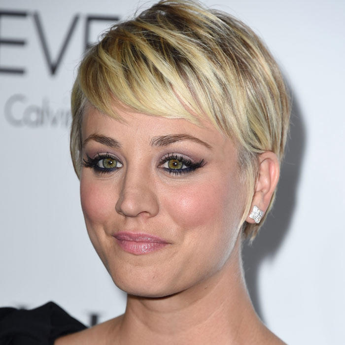 kaley cuoco new hair style hair tips amp trends best haircuts of 2014 2508