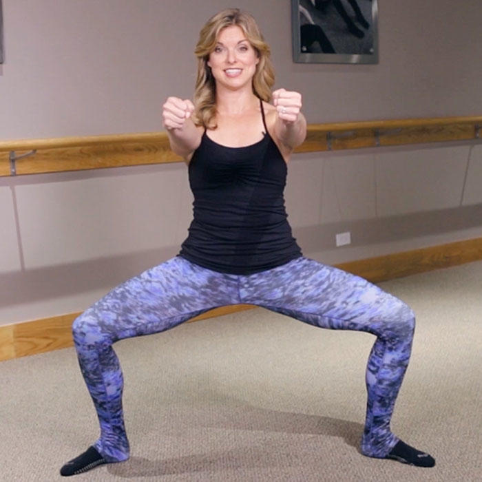 7 Pure Barre Exercises To Sculpt Your Inner Outer Thighs Shape