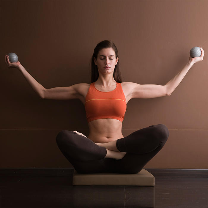 The Best Yoga Poses For Weightlifting Shape Magazine