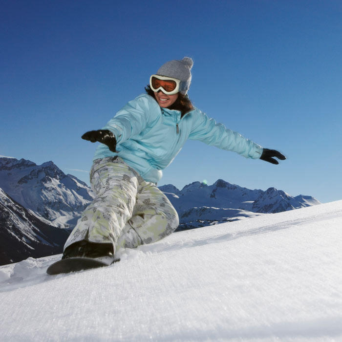 Workouts to Prevent Injury When Snowboarding, Skiing ...