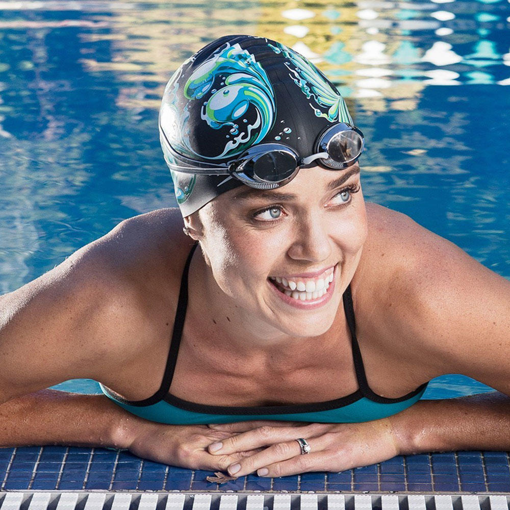 Speed Round With Olympic Swimmer Natalie Coughlin Shape