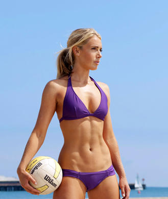 how to get really toned abs