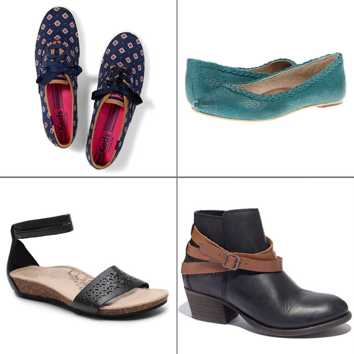 Shoes With Good Arch Support For Flat Feet