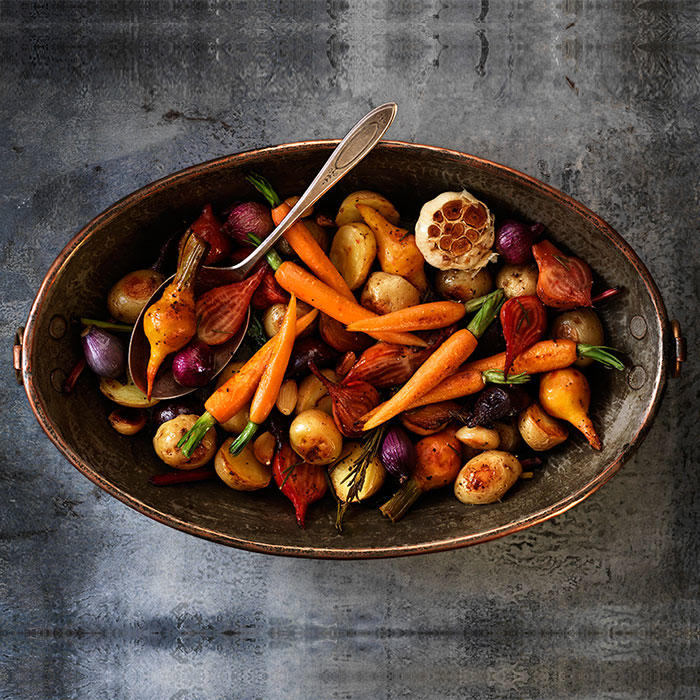 Healthy Recipes For A Vegetarian Thanksgiving