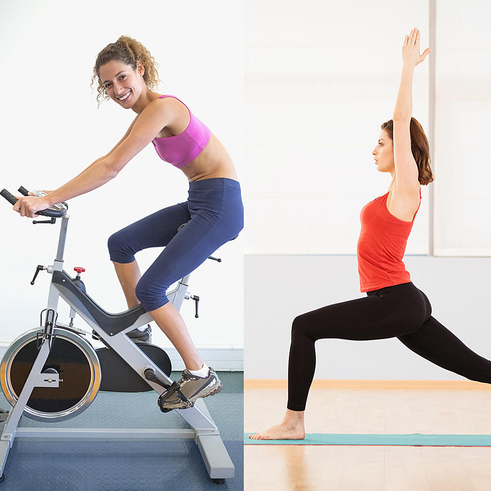 picture How to Use Pilates in Cross Training