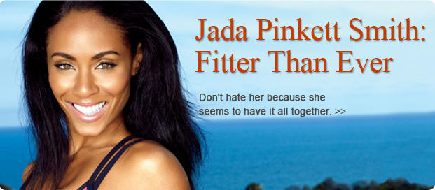 Jada Pinkett Smith talks about her workout routines, family, career and more. | Shape Magazine