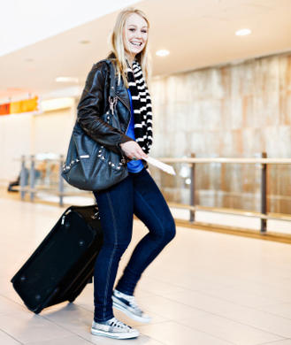 Healthy travel ways to lose weight at the airport shape magazine ccuart Images