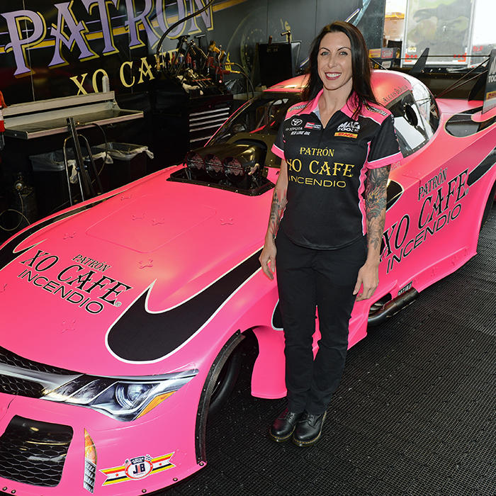 Alexis Dejoria Is Offering Free Mammograms At Her Races