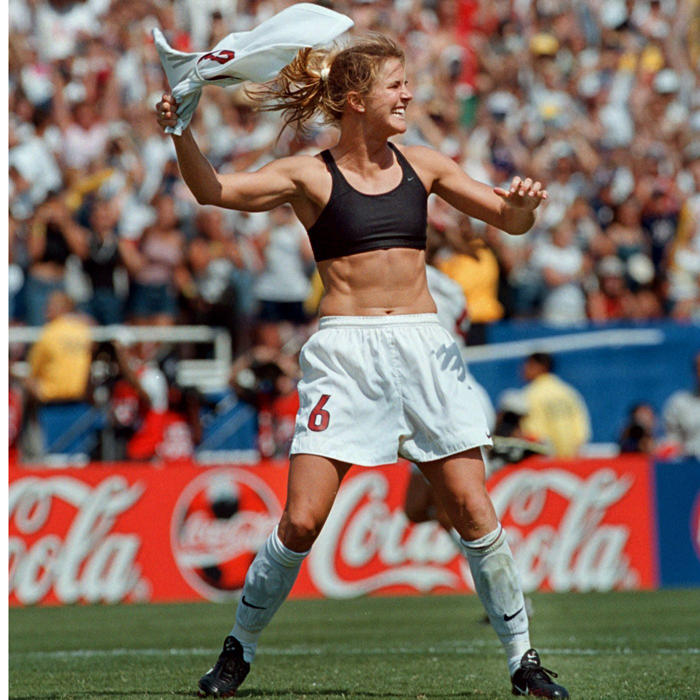 Brandi Chastain nudes (28 pictures) Sexy, YouTube, bra