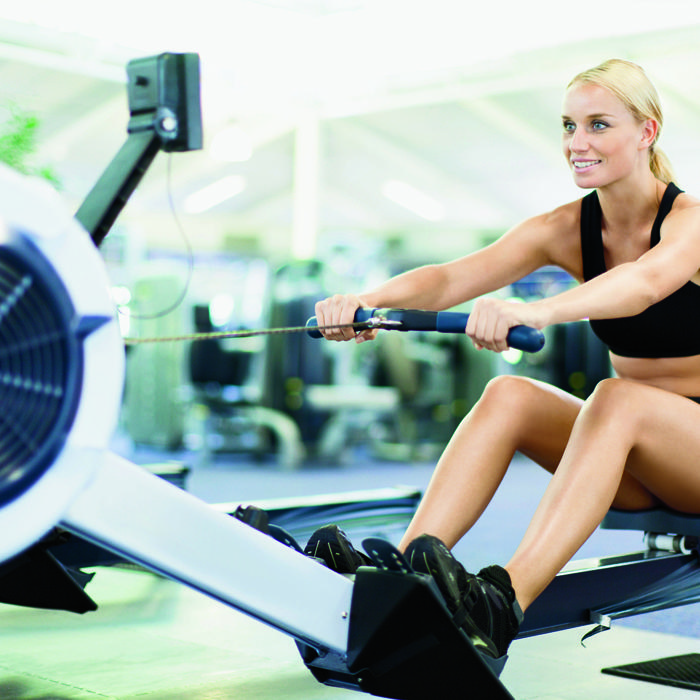Quick Strategies In Strength Training Uncovered: Cardio Fast Lane October 2013: 30-Minute Rowing Machine
