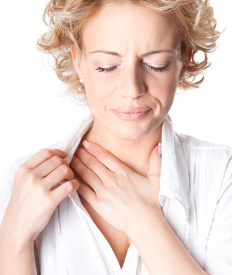 Heart conditions and facial pain