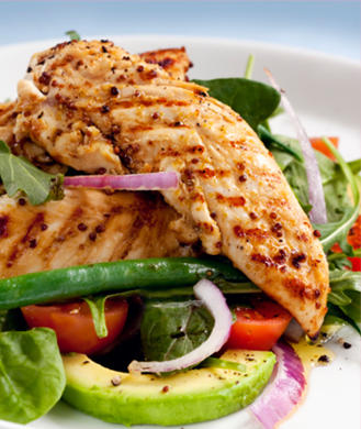 The 5 healthiest ways to cook shape magazine for Different meals to make with chicken