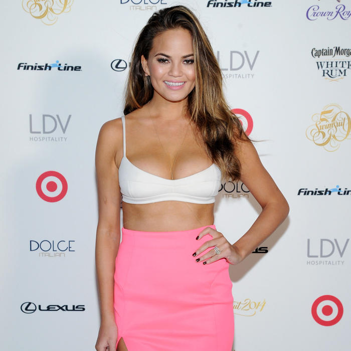 Supermodel Chrissy Teigen Was Fired by Forever 21 for ...