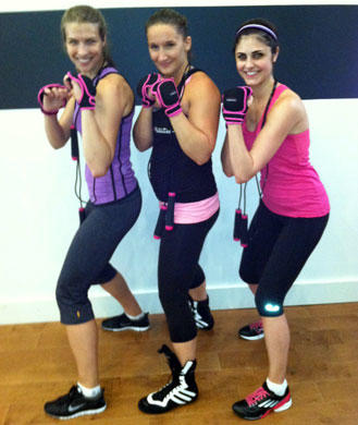 Workouts For Women Empower Boxing Boot Camp Dvd Review Shape Magazine
