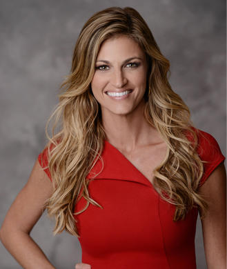 Celebrity Interviews Up Close With Erin Andrews Shape Magazine