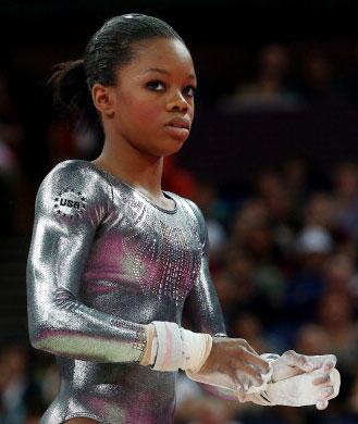 Gabby Douglas Hair Olympic Commentary And Female Olympic Athletes