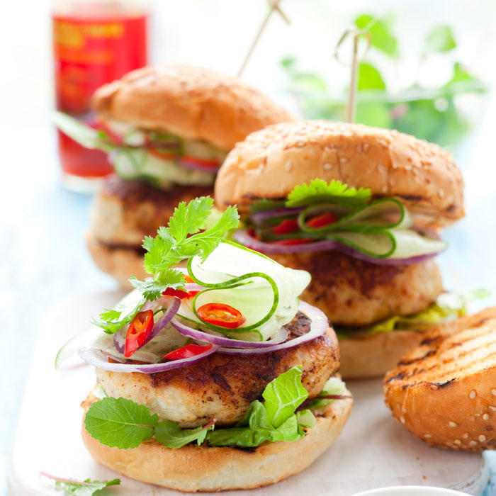 Gourmet Burger Recipes For Grilling